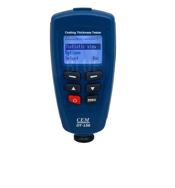 Medidor de espesor de revestimiento DT156