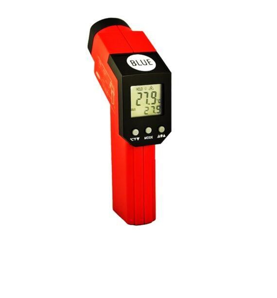 pirómetro infrarrojo rango de - 50 ℃ ~ 850 ℃