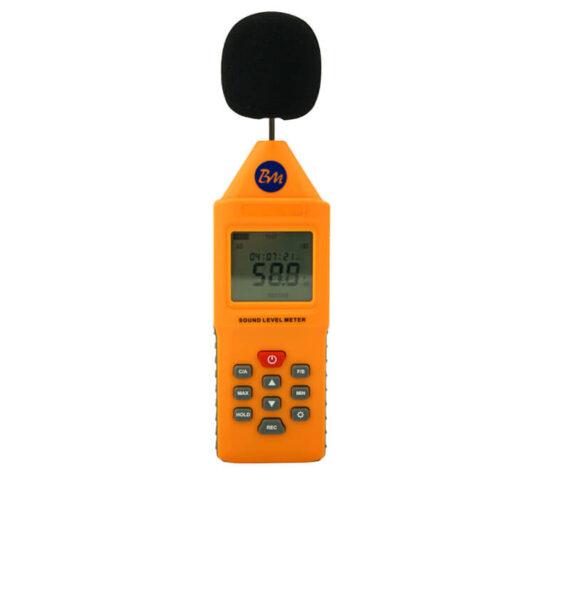 sonometro digital con datalogger